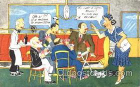 spo012323 - Gambling Postcard Postcards