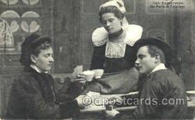 spo012330 - Gambling Postcard Postcards