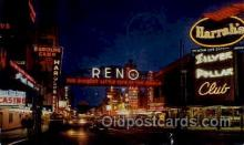 spo012338 - Harrah's Reno Nevada, USA Gambling Postcard Postcards