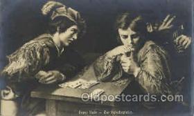spo012344 - Frans Hals - Der Falschspieler Gambling Postcard Postcards