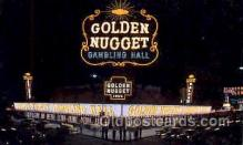 spo012351 - Golden Nugget Gambling Postcard Postcards
