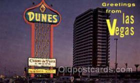 spo012366 - Gambling Postcard