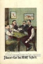 spo012375 - Gambling Postcard Postcards