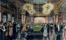 spo012381 - Gambling Postcard Postcards
