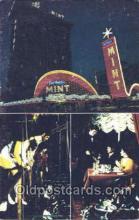 spo012389 - Del Webb's Mint Hotel Gambling Postcard Postcards