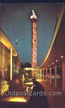 spo012411 - Hotel Flamingo Gambling Postcard Postcards