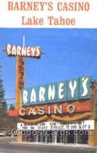 spo012412 - Barney's Casino Gambling Postcard Postcards