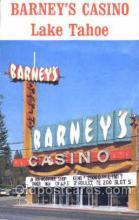 spo012417 - Barney's Casino Gambling Postcard Postcards