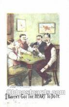 spo012419 - Gambling Postcard Postcards