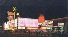 spo012427 - Joe Mackie's Star Broiler Restaurant & Casino Gambling Postcard Postcards