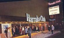 spo012428 - Harrah's Club Gambling Postcard Postcards