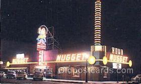 spo012431 - Café Nugget Gambling Postcard Postcards