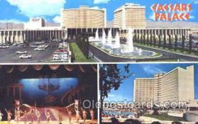 spo012432 - Caesers Palace Gambling Postcard Postcards