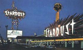 spo012435 - Stardust Gambling Postcard Postcards