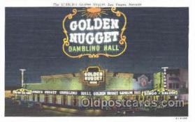 spo012445 - Gambling Postcard Postcards