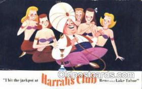 spo012451 - Gambling Postcard Postcards