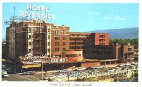spo012455 - Riverside Hotel & Casino Gambling Postcard Postcards