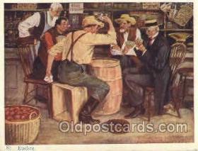 spo012461 - Gambling Postcard Postcards