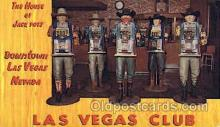 spo012463 - Las Vegas Club Gambling Postcard Postcards