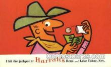 spo012472 - Harrah's Gambling Postcard Postcards