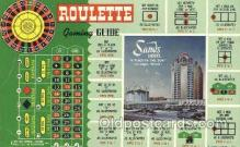 spo012477 - Sands Hotel Gambling Postcard Postcards