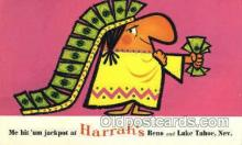 spo012479 - Harrah's Gambling Postcard Postcards