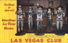 spo012483 - Las Vegas Club Gambling Postcard Postcards