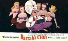 spo012506 - Harrah's Club Gambling Postcard Postcards