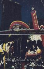 spo012509 - Del Webb's Mint Hotel Gambling Postcard Postcards