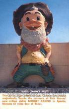 Statue of Last Chance Joe