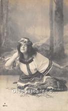 spo012528 - Old Vintage Gambling Postcard Post Card