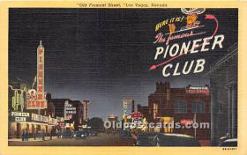 spo012545 - Old Vintage Gambling Postcard Post Card