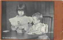 spo012548 - Old Vintage Gambling Postcard Post Card