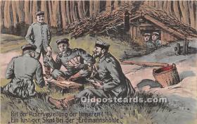 spo012583 - Old Vintage Gambling Postcard Post Card