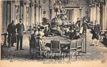 Dieppe, Salle de Baccarat, Baccarat Game Hall, Table