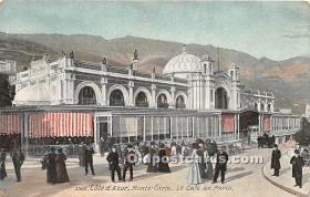 Cote dAzur, Monte Carlo
