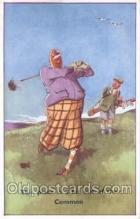 spo013008 - Golf Postcard Postcards