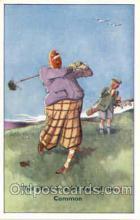 spo013147 - Golf Postcard Postcards
