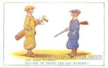 spo013150 - Golf Postcard Postcards