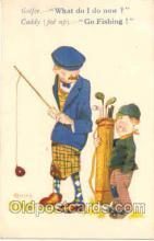 spo013151 - Golf Postcard Postcards