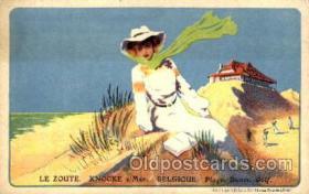 spo013220 - Golf Postcard Postcards