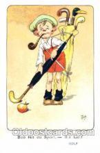spo013251 - Golf Postcard Postcards