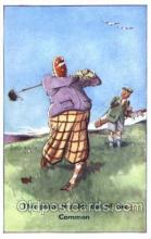 spo013261 - Golf Postcard Postcards