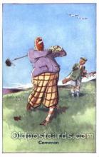 spo013261 - Golf Postcard Postcards