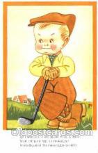 spo013263 - Golf Postcard Postcards