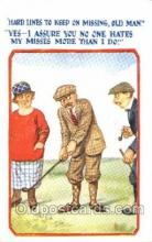 spo013265 - Golf Postcard Postcards