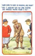 spo013265 - Golf Postcard Postcards