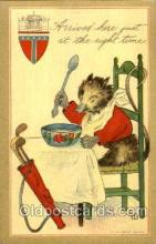 spo013276 - Golf Artist Ethel Dewees Postcard Postcards
