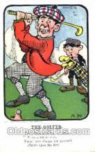 spo013288 - Golf Postcard Postcards