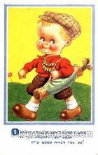 spo013293 - Golf Postcard Postcards
